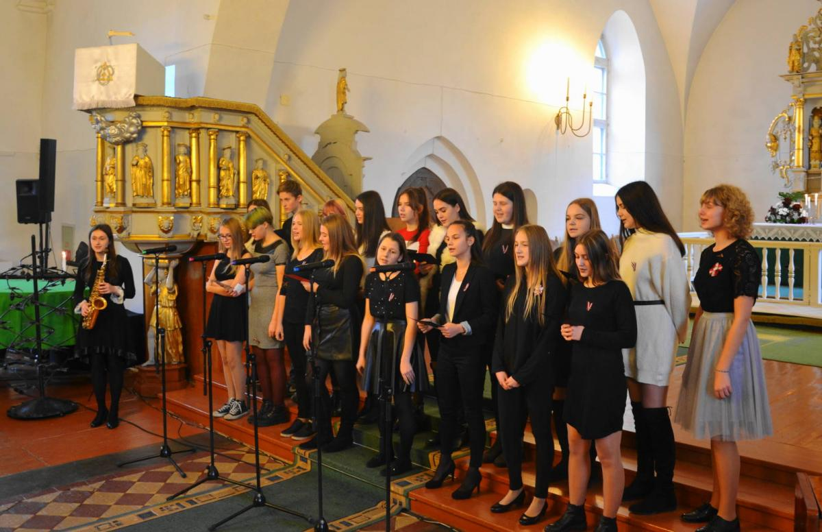 """Koncerts """"Latvijai 100"""""""